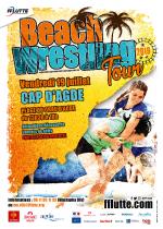 Beach Wrestling Tour 2019