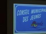 Conseil Municipal des Jeunes : Première Assemblée Plénière