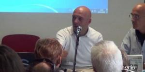 Conférence de Philippe Croizon parrain du Salon Nautique 2014 au Cap d'Agde