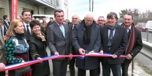 Inauguration de l'extention de la Criée du Grau d'Agde