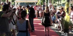 Montée des Marches jeudi 18 juin - Festival Les Hérault du cinéma et de la télé 2015