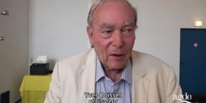 Interview de Yves Boisset réalisateur - Les Hérault du Cinéma et de la Télé - Agde Le Cap d'Agde
