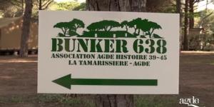 """Inauguration de l'exposition """"Agde sous l'occupation 39-45"""" Agde Le Cap d'Agde"""