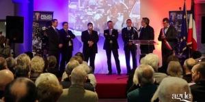 Voeux aux personnels de la sécurité civile, publique et de la sureté - Agde