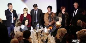Repas spectacle du Pôle Âge d'Or du CCAS d'Agde