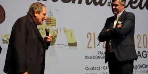 Hommage à Robert Hossein Festival Les Hérault du Cinéma et de la Télé 2016
