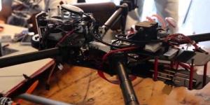 Salon Environnement Connecté - Démonstrations de Drones
