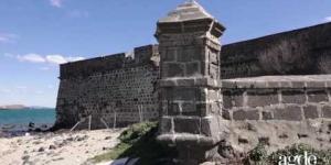 Restauration du Fort de Brescou Agde Le Cap d'Agde