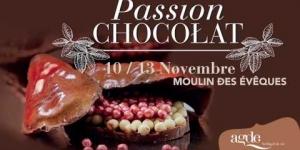 Salon du Chocolat ouverture jeudi 11 novembre