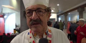 Mickaël Azouz Champion du Monde Chocolatier au Salon du Chocolat d'Agde