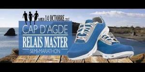 Semi-marathon Cap d'Agde Relais Master