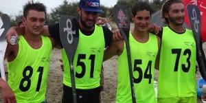 Championnat de France de Stand Up Paddle race version 12'6