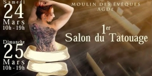 1er Salon du Tatouage d'Agde