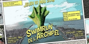 Swimrun de l'Archipel 2018