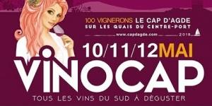 9ème édition de Vinocap au Cap d'Agde : un grand cru