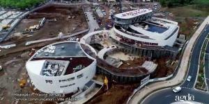 Construction du Palais des Congrès et du Casino - Episode 6