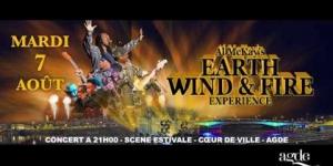 Scène Estivale - Al Mc Kay's EARTH WIND & FIRE Expérience