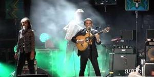 Scène Estivale 2019 «Les Négresses Vertes» Agde Le Cap d'Agde