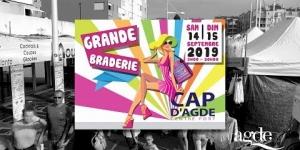 La Grande Braderie 2019 Le Cap d'Agde