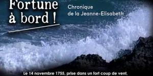 Exposition Fortune à bord ! Chronique de la Jeanne-Elisabeth - Musée de l'Éphèbe Le Cap d'Agde