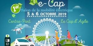 1ER SALON DE LA MOBILITÉ ÉLECTRIQUE - AGDE LE CAP D'AGDE