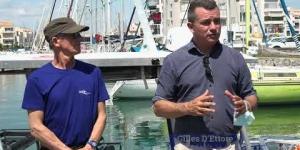 POSEIDON, le nouveau bateau de l'Aire Marine Protégée de la côte agathoise