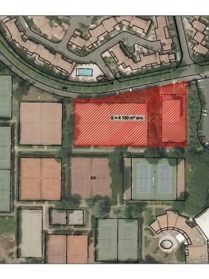 Appel à projet Commune d'Agde – Centre International de Tennis