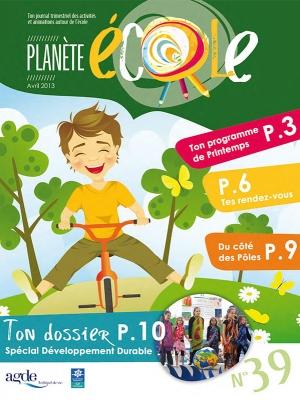 Planète École N°39