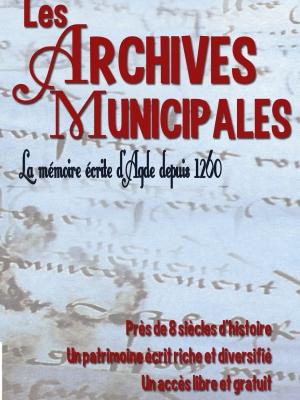 Dépliant archives
