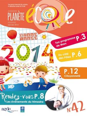 Planète École N°42