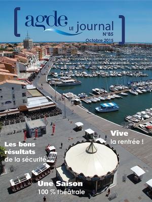 Journal de la Ville d'Agde N°85