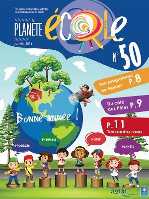 Planète École N°50