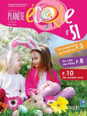 Planète École N°51