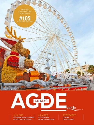 Agde Le Mag N°105