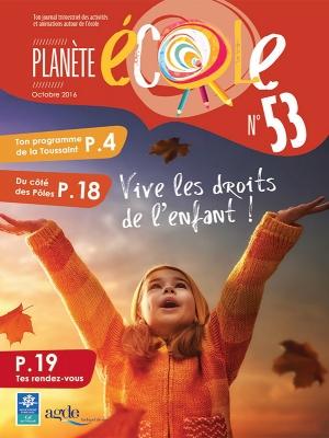 Planète École N°53