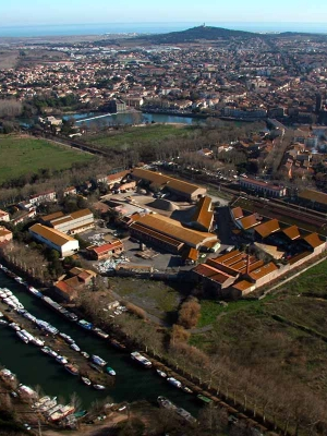 Avis d'ouverture de la concertation «Aménagement de la Méditerranéenne à Agde»