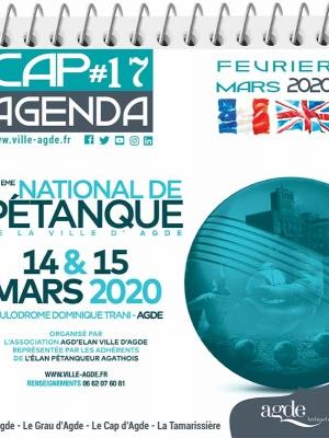 Cap Agenda Février & Mars 2020