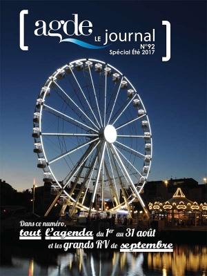 Journal de la Ville d'Agde N°92