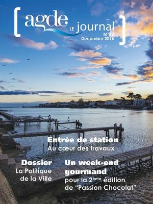 Journal de la Ville d'Agde N°89
