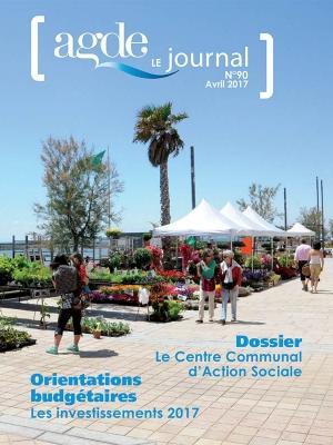 Journal de la Ville d'Agde N°90