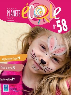 Planète École N°58