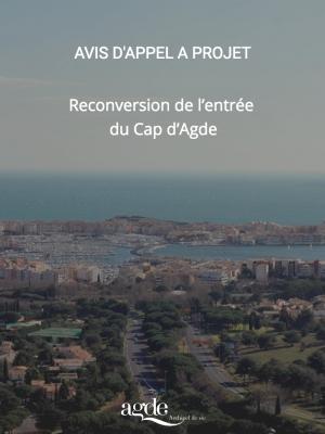 Appel à Projets : Reconversion de l'entrée du Cap d'Agde