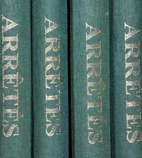 Série W Arrêtés 1982-2005
