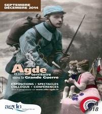 Dépliant-programme 2014 Commémorations Centenaire 14-18
