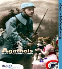 """Dossier pédagogique Collège - Exposition """"14-18 Agathois dans la Grande Guerre"""""""