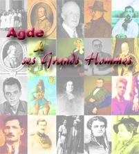 """Fiche de présentation Exposition """"Agde et ses Grands Hommes"""""""