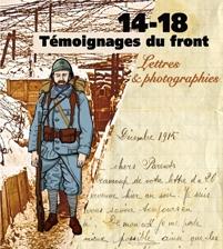 """Livret Jeu - Exposition """"14-18 Témoignages du front"""""""