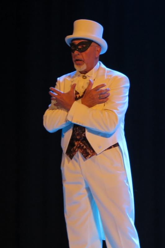 Jean Pierre Torrent, ténor