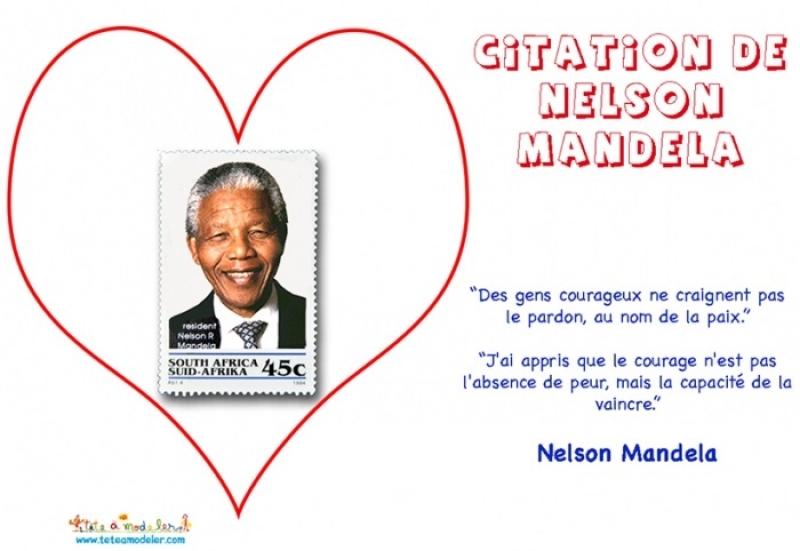 Citations De Nelson Mandela Leçons De Vie Actualités