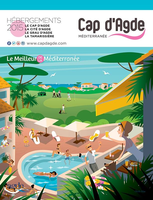 Le Cap d'Agde, les vacances c'est capital